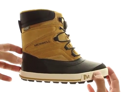 Merrell Snow Bank 2.0 WTRPF Kids...